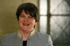 Arlene Foster re-appointed First Minister as powersharing returns to Northern Ireland