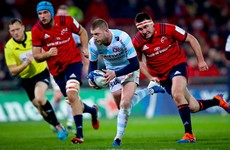 Munster fighting for European lives in monumental clash against Racing
