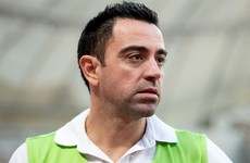 Club legend Xavi in talks to take 'dream' Barcelona job