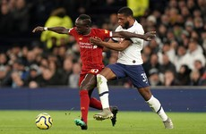 As it happened: Tottenham v Liverpool, Premier League