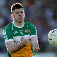 0-8 for Allen as Offaly defeat Westmeath to book place in O'Byrne Cup final
