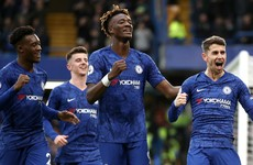 Jorginho, Abraham and Hudson-Odoi provide home comforts for Lampard