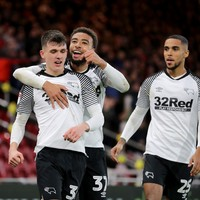 Knight on target again for Derby as Leeds and West Brom both slip-up in Championship