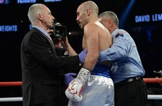 Spike O'Sullivan stopped in 11th round of gallant effort against Munguia