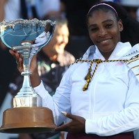 Serena Williams ends three-year title drought in Auckland