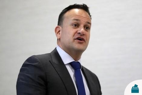 Taoiseach Leo Varadkar is remaining tight-lipped.