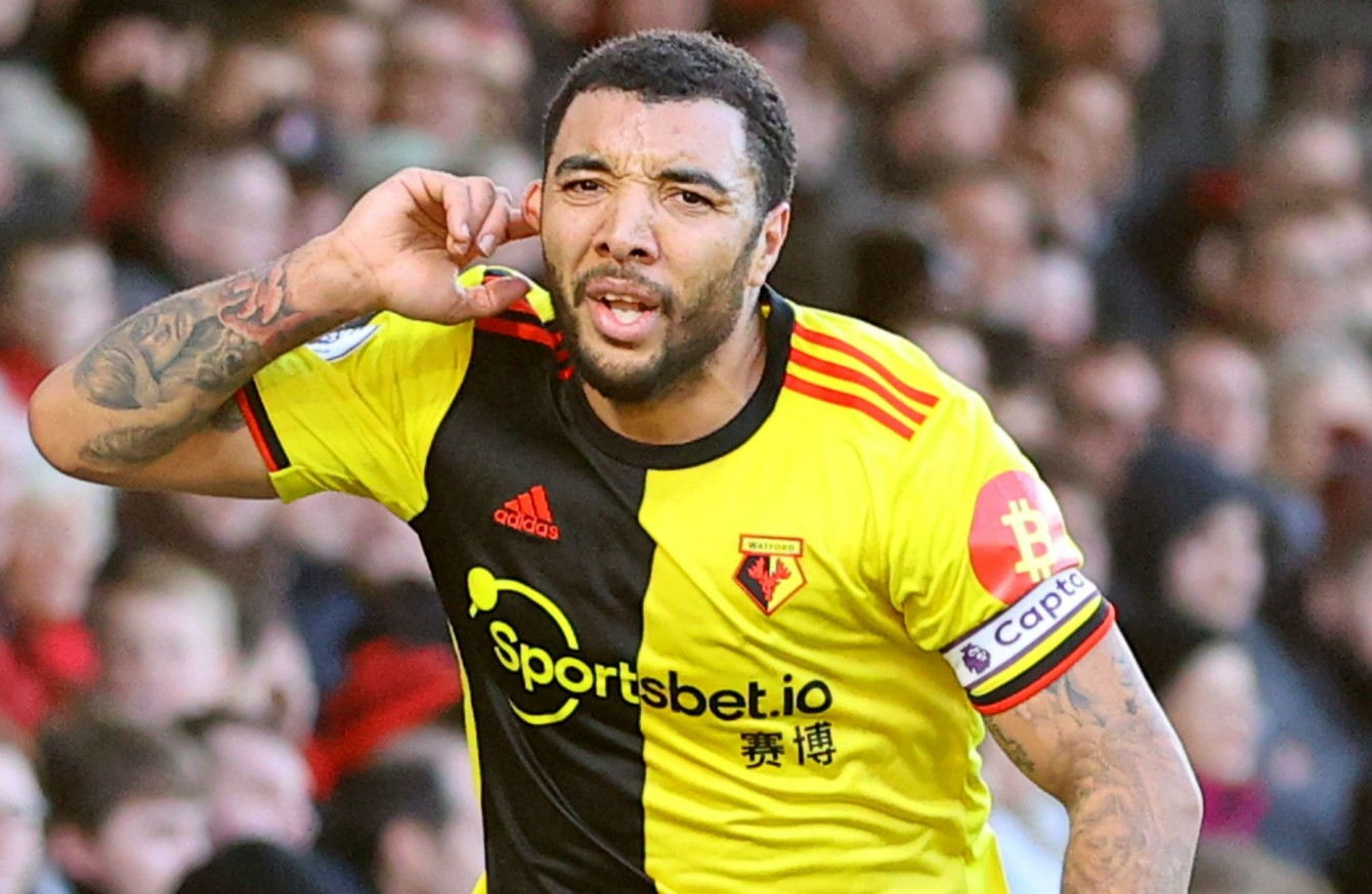 Deeney always causes Villa problems