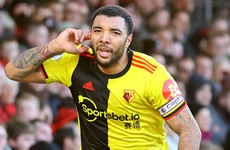 Rampant Watford climb out of drop zone for the first time this season