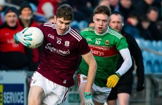 Joyce off the mark as Galway edge Mayo on penalties following late fightback