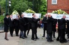 Funeral held for six children killed in house fire