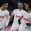 Ronaldo continues goalscoring form to help Juventus go top of Serie A