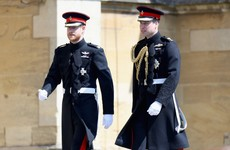 William and Harry slam 'offensive and potentially harmful' newspaper story