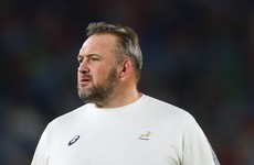 World Cup-winning coach joins Eddie Jones' England backroom team