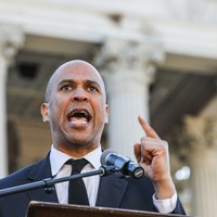 Cory Booker announces he is withdrawing from US presidential race