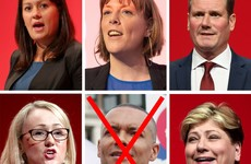 Five candidates have made it through to the UK Labour leadership race