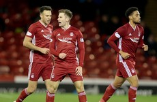 'It'd be a dream' - Irish midfielder hopes extending Aberdeen loan puts him on McCarthy's radar
