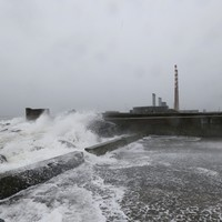 Coast Guard issues warning after reports of people putting themselves at risk during Storm Brendan