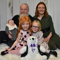 'It's the closest I have to a photo of my four kids': Paula shares the emotional story behind this snap