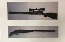 Three guns seized in Limerick following five arrests in relation to violent disorder incident