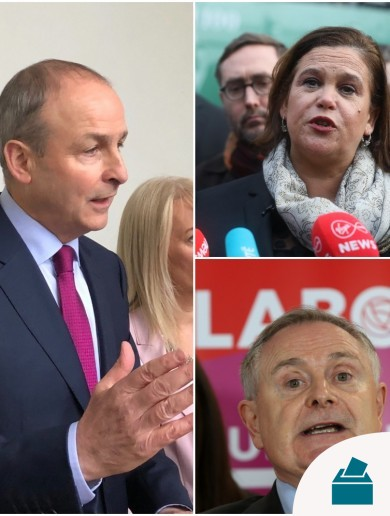 'Channel public money to make a difference and stop waste': Opposition parties set out general election stalls