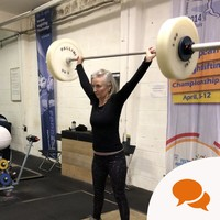 At 60, I was unfit, but two years later, it's Olympic weightlifting for me