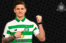 Celtic sign Polish U21 international striker