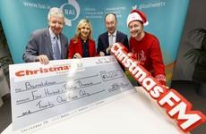 Christmas FM raises €412,000 for Barretstown children's charity