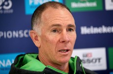 Connacht head coach Friend urges Leinster's fringe players to try other provinces