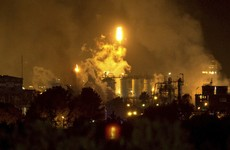 One person killed and six injured after explosion at chemical plant in north-east Spain