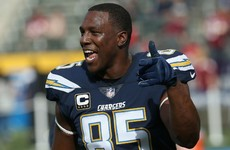 Former Chargers star Antonio Gates retires from NFL