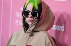 'I'm still in shock': Pop star Billie Eilish becomes youngest ever artist to record James Bond theme