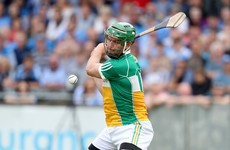 Offaly hurling stalwart Bergin calls it a day after 13 years