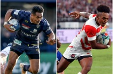 Former All Black Toeava to leave Clermont as they reportedly sign Japanese World Cup star