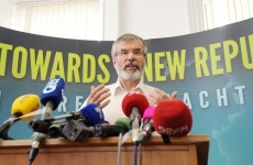 In full: Gerry Adams statement on decision for McGuinness to meet Queen