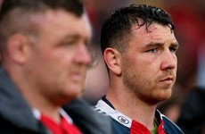 Former Munster back row Paddy Butler seals move to Japanese Top League