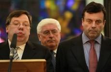 Cowen remains Fianna Fáil leader