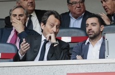 Xavi turned down Barca this time but 'will be manager one day'
