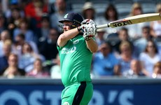 Stirling powers Ireland to historic victory against world champions West Indies