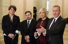 Sinn Féin finance minister in Stormont says UK government's funding for North 'woefully inadequate'