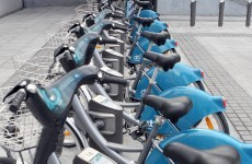 Number of Dublin bikes to be tripled by Christmas