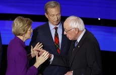 'You called me a liar': Audio of row between Bernie Sanders and Elizabeth Warren released