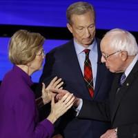 'You called me a liar': Audio of row between Bernie Sanders and Elizabeth Warren released