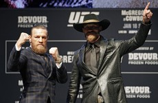 McGregor predicts KO of Cerrone, insists no bad blood between pair