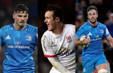 Doris, Deegan, Burns, Kelleher, O'Toole - The new faces in the Six Nations squad