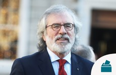 'I've won the bet': With the election called Gerry Adams can cut his hair, but he's undecided about getting the chop