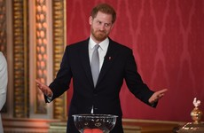 Prince Harry makes first public appearance since meeting with Queen