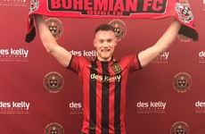 'He's going to be a great addition' - Bohemians add St Pat's defender Kelly to their squad