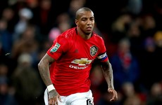Man United defender Ashley Young agrees Milan move - reports