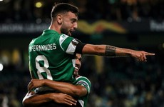 Man Utd target Bruno Fernandes worth a lot more than suggested insists Sporting coach