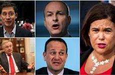 How many people don't want any of the party leaders to become Taoiseach?: It's the week in numbers
